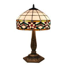 Museum Series Medium Table Lamp With Hexagon Base