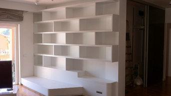 Librerie e Pareti Attrezzate