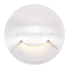 Lunar, LED Step Light, White