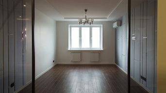 Дизайн и ремонт трёхкомнатной квартиры