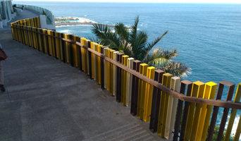 Barandilla Paseo Marítimo Tenerife