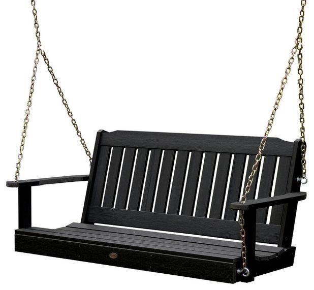 Contemporary Garden Swing Seats by Nutshell Stores LLC
