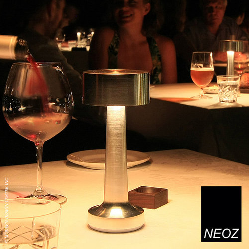 Cooee 2C Cordless Table Lamp | Neoz   Table Lamps