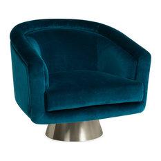 Bacharach Swivel Chair, Rialto Reef