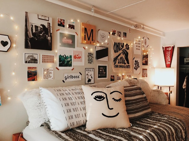 Bedroom Real Rooms to Study for Dorm Decorating Tips