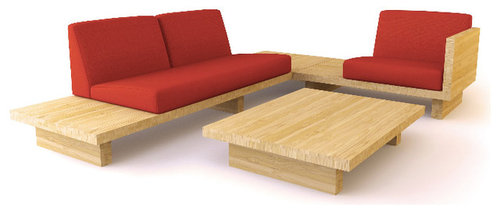 EcoFriendly Sectional Sofas