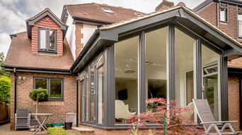 Aluminium Window Installation in Haywards Heath