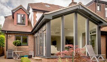 Aluminium Window Installation in Haywards Heath