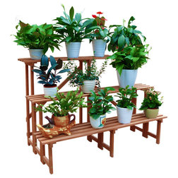 Transitional Planter Hardware And Accessories by Leisure Season Ltd.