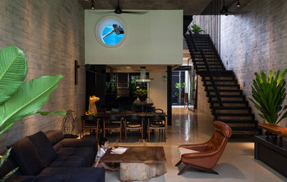 Houzz Tour: This Inter-Terrace Home is Designed to Evolve With Time