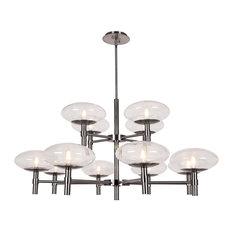 Access Lighting 12-Light Round Chandelier