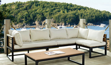 shop houzz up to 70 off outdoor dining and lounge furniture - Outdoor Furniture Sale