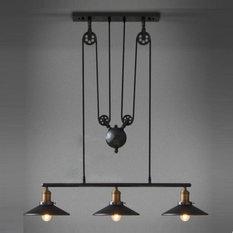 - Barn Industrial Pendant Light - Pendant Lighting