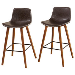 Midcentury Bar Stools And Counter Stools by The Mezzanine Shoppe