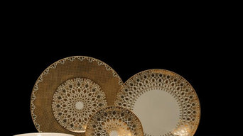 Aurum Dinner Set For 6