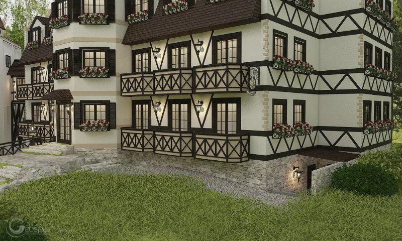 Гостиница FonGrad