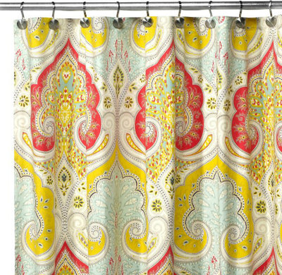 Fabulous Guest Picks: Shower Curtains Make a Splash IC67