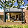 Casas Houzz: Una nueva ampliación para disfrutar del jardín