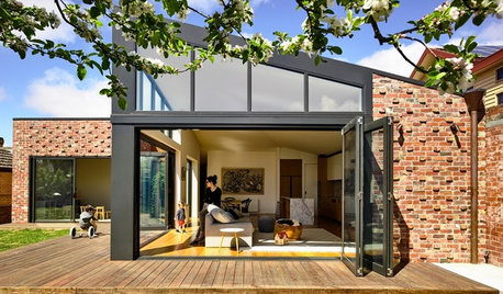 Houzz Tour: A Lovingly Looked-After Home Opens Up to the World