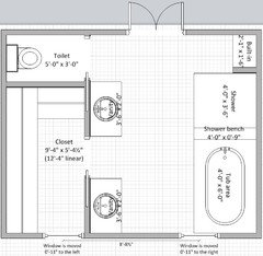 Water Closet Dimensions Roselawnlutheran