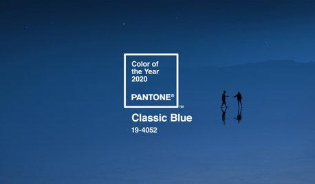 Quelles seront les couleurs de l'année 2020 ?