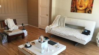Living Room in Northridge