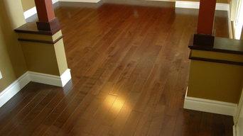 Beech Hardwood floor