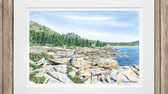 Ocean Drive, Acadia National Park