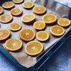Gör det själv: Julgirlang av väldoftande torkade apelsiner