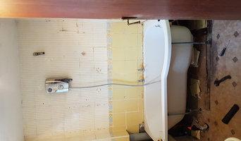 Refurbishment of bathroom in Crawley