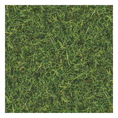 "20""x20"" Green Grass Luxury Vinyl Tile, Set of 6"