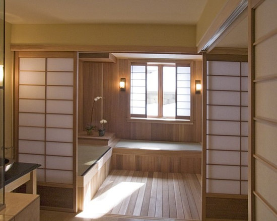 Japanese Style Bathroom Houzz