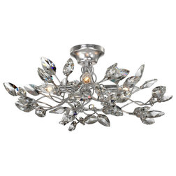 Transitional Flush-mount Ceiling Lighting by clickhere2shop