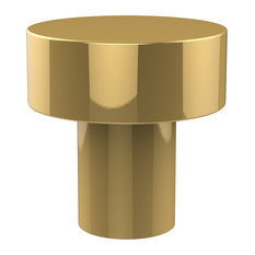 Allied Brass Collection Knob, Polished Brass