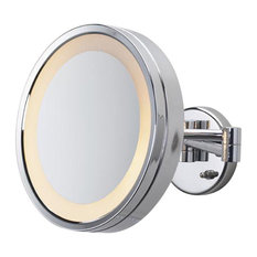 Most popular wall mounted lighted makeup mirrors for 2018 houzz see all industries modern wall mounted make up mirror makeup mirrors aloadofball Choice Image