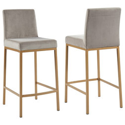 Contemporary Bar Stools And Counter Stools by Inspire at Home