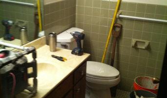Bathroom Remodel - 25 sq ft