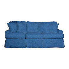 Most Popular Way Hand Tied Sofas Couches Houzz - 8 way hand tied sofa
