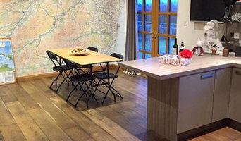 Wood floor supply and installation