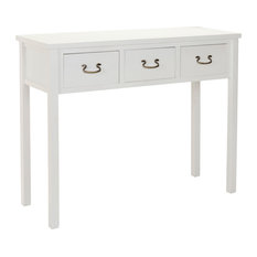 Safavieh Cindy Console Table, White