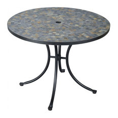 Stone Harbor Tile Dining Table