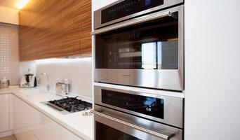 Cucina, appartamento privato a Pescara.