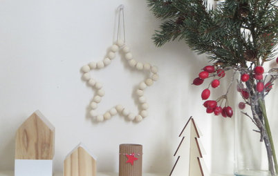 See How to Make a Scandi-Style Beaded Star