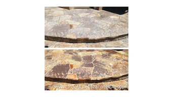 Stone Cleaning and Sealing Orange County