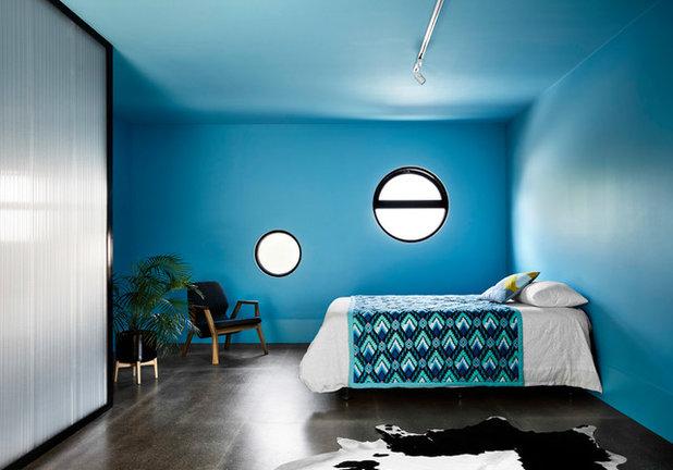 Modern Bedroom by Austin Maynard Architects