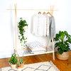 DIY : Fabriquer un portemanteau en bois