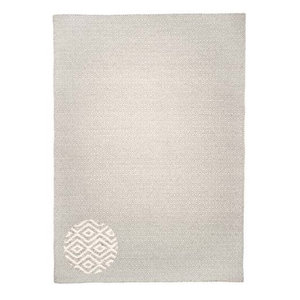 Classic Collection Handwoven Area Rug, Natural, 350x250 cm
