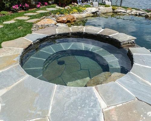 Save Natural Stone Custom Spa