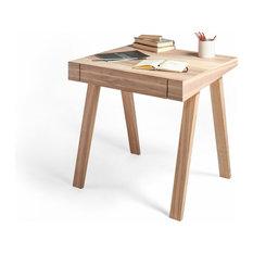 skandinavische schreibtische online kaufen houzz. Black Bedroom Furniture Sets. Home Design Ideas