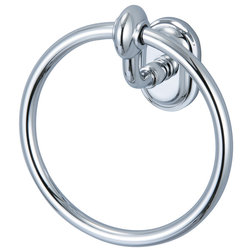 Transitional Towel Rings by Water Creation